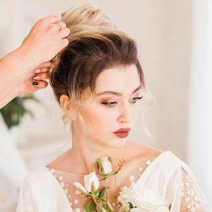 mariage essai coiffure